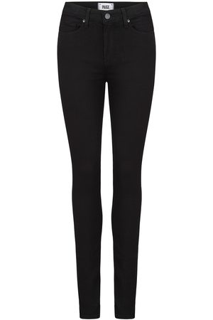 Paige Hoxton Transcend Skinny Jeans - Shadow