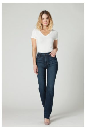 Parker Smith Women Straight - Bombshell Straight Leg Jean - Empire