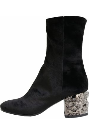Strategia Velvet Boots A3499-T Size: 36