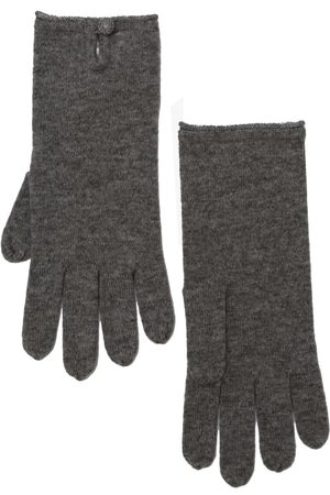 REPEAT cashmere Long Knit Gloves 700032