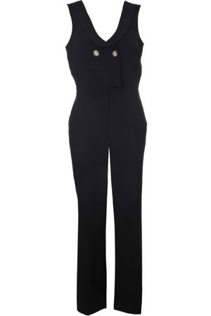 VIVETTA Double Breasted Jumpsuit In