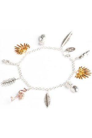 Amanda Coleman Tropical Charm Bracelet