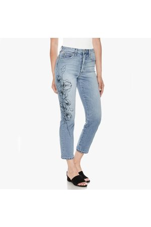 Joes Jeans Smith High Rise Straight - Jazzie