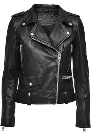 MDK / Munderingskompagniet Seattle Leather Jacket