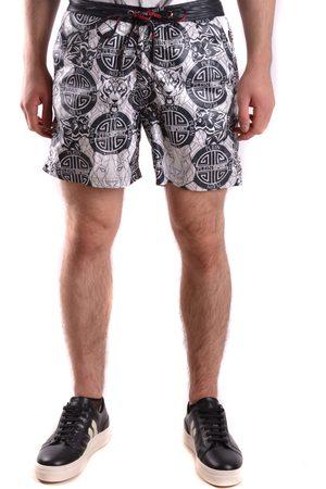 Philipp Plein Men Swim Shorts - Swimshorts in Grey