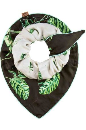POM Amsterdam Double Tropical Parrot Scarf