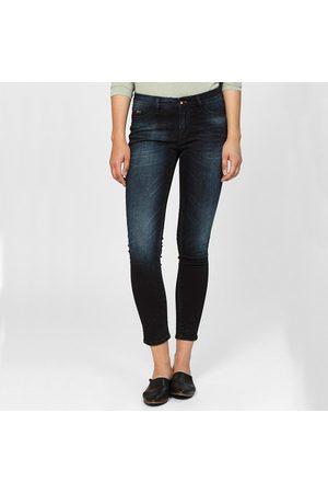 Denham Spray Mid Rise Skinny Jeans NY
