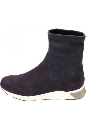 Kanna Suede Sock Trainer in