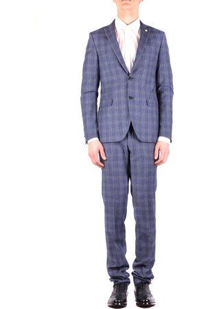 Manuel Ritz Mens Suit
