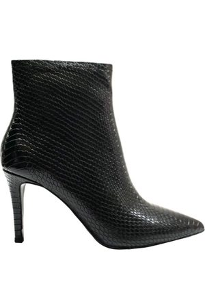 Ash Heeled Ankle Boots in