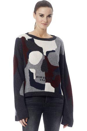 360CASHMERE Serrano Sweater - Graphite / Multi