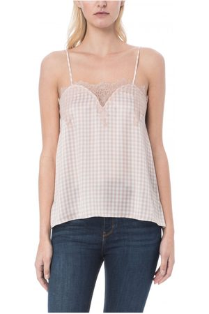 CAMI The Sweetheart Charmeuse Top in
