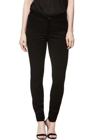 Paige Hoxton Skinny Velvet Cord Jeans