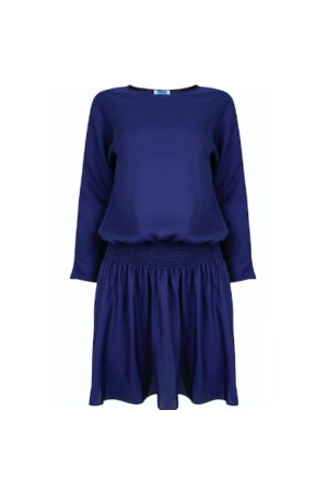 Jane Says Plain Jane Mini Dress - Midnight