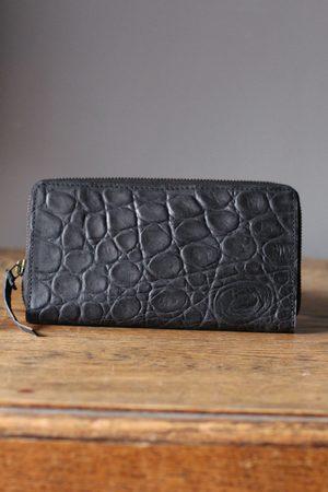Collard Manson Collardmanson Croc Wallet