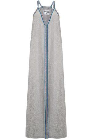 Pitusa Inca Sun Dress - Grey