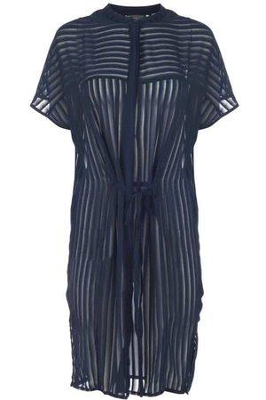 Ichi Berlo Beach Shirt Dress