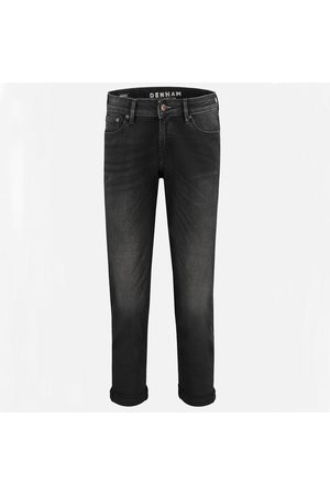 Denham Monroe Girlfriend Tapered Jeans - Paris