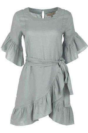 Pranella Jagger Grey Dress