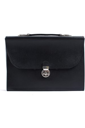 LEATHERSMITH OF LONDON Leather briefcase