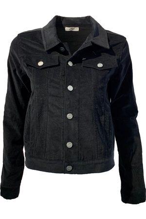New Man Velvet Jean Jacket