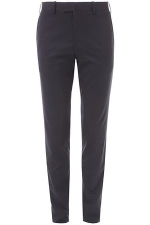 LEATHERSMITH OF LONDON Slim Poplin Pant