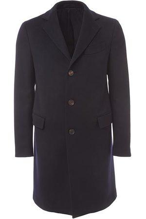 LARDINI Super Soft Wool Coat