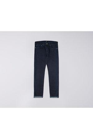 Edwin Men Jeans - ED-80 Jeans CS Red Listed Denim - Rinsed