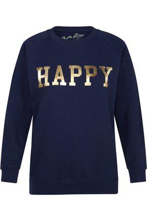 On the Rise Gold Happy Sweatshirt