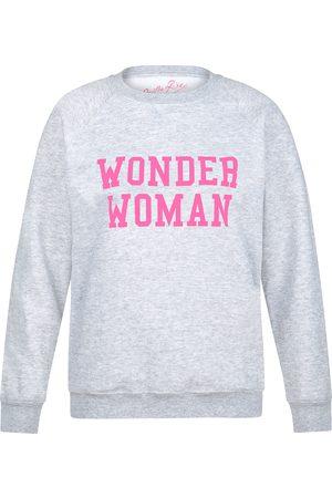 On the Rise Pink Wonder Woman Sweatshirt