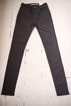 Denham Needle High Rise Skinny Jeans