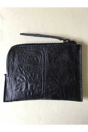 Collard Manson WDTS Croc Leather Wallet