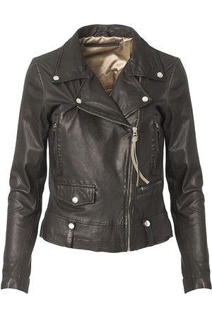 MDK / Munderingskompagniet Seattle New Thin Leather Jacket