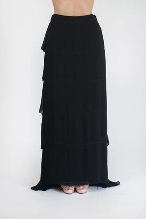 Karl Lagerfeld Women Maxi Skirts - Maxi gonna a strati