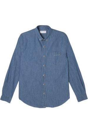 Maison Labiche Men s Denim Nevermind Shirt