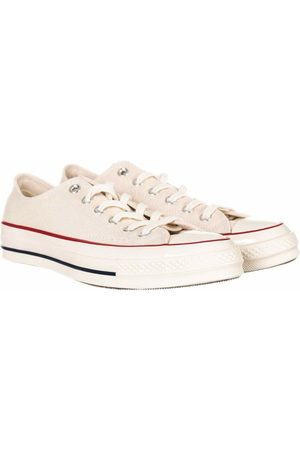 Converse 1970s Chuck Taylor All Star Ox Trainers - Parchment Colour: P