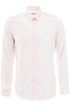 LEATHERSMITH OF LONDON Pale Pin point Shirt