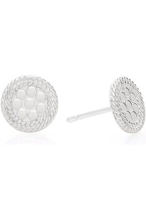 Anna Beck Small Disc Stud Earrings