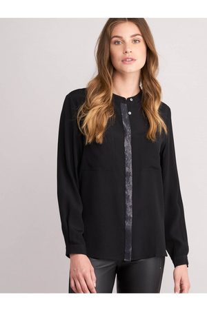 REPEAT cashmere Womens Repeat 600278 Shirt in
