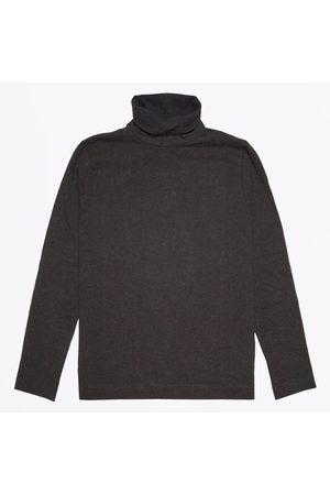 Circolo Mens CN2032 Roll neck Jersey Sweater