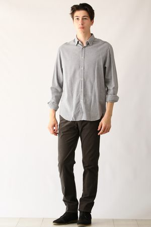 HARTFORD Tobby Trousers in Mole