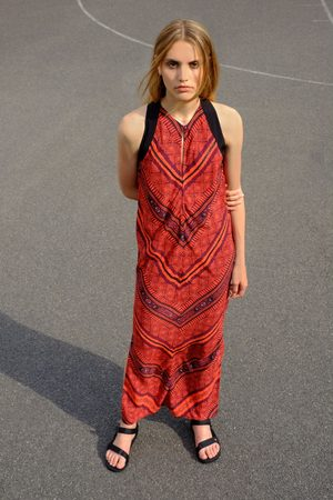 Uzma Bozai Ada Dress