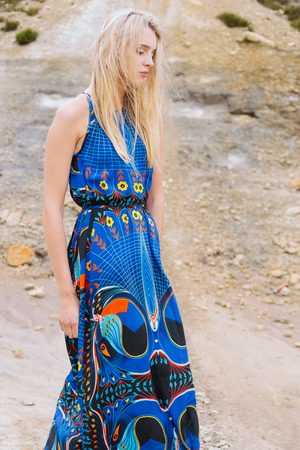 Uzma Bozai Pacey Dress