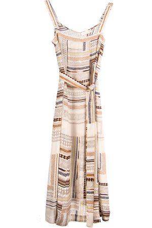 Uzma Bozai Mala Midi Dress