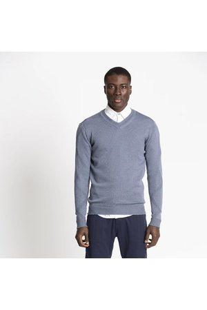 FIELDS Wool & Mohair V-Neck Sweater