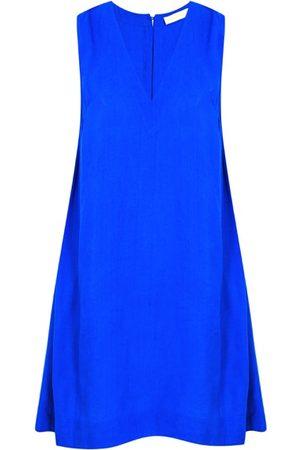 Uzma Bozai Women Dresses - Novin Dress - Electric Viscose