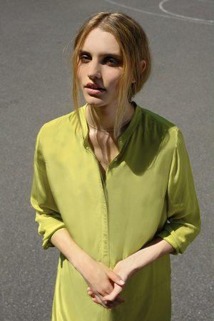 Uzma Bozai Ash Shirt Dress