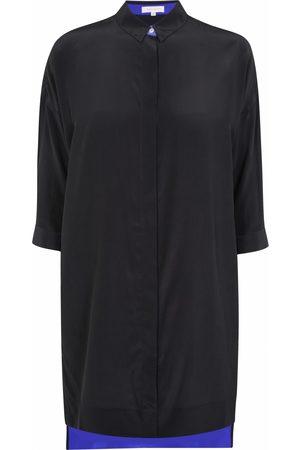 Uzma Bozai Malih Shirt Dress - Silk