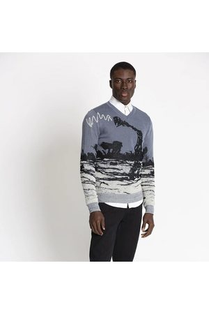 FIELDS Wool & Mohair Sweater Collaboration with Themba Khumalo