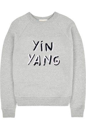 Uzma Bozai Yin Yang Sweatshirt